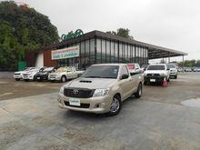 2011 Toyota Hilux Vigo CHAMP SINGLE (ปี 11-15) J 3.0 MT Pickup