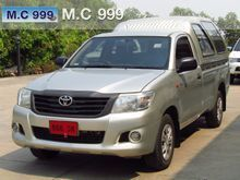 2011 Toyota Hilux Vigo CHAMP SINGLE (ปี 11-15) J 2.5 MT Pickup