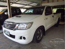 2011 Toyota Hilux Vigo SINGLE (ปี 08-11) J 2.7 MT Pickup