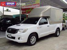 2013 Toyota Hilux Vigo CHAMP SINGLE (ปี 11-15) J 2.5 MT Pickup