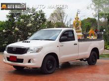 2014 Toyota Hilux Vigo CHAMP SINGLE (ปี 11-15) J 2.5 MT Pickup