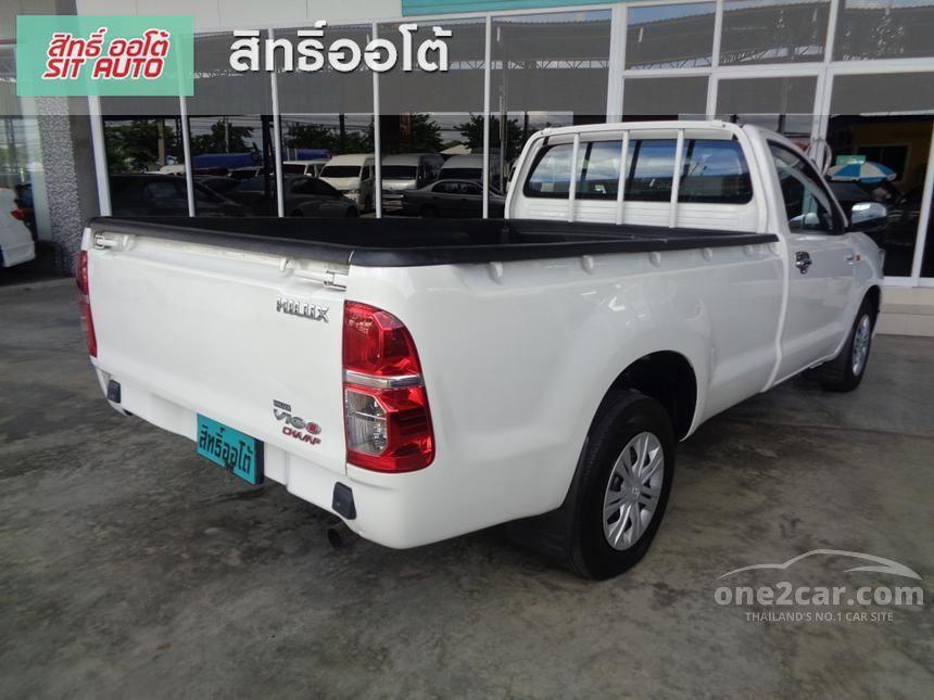 2015 Toyota Hilux Vigo J Pickup