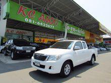 2013 Toyota Hilux Vigo CHAMP SMARTCAB (ปี 11-15) J 2.7 MT Pickup