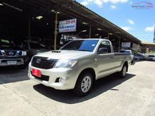 2013 Toyota Hilux Vigo CHAMP SINGLE (ปี 11-15) J 2.5 MT Pickup