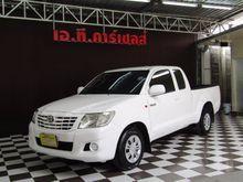 2012 Toyota Hilux Vigo CHAMP EXTRACAB (ปี 11-15) J 2.5 MT Pickup