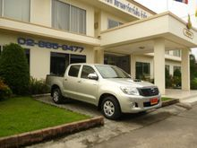 2011 Toyota Hilux Vigo CHAMP DOUBLE CAB (ปี 11-15) J 2.5 MT Pickup