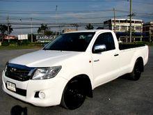 2012 Toyota Hilux Vigo CHAMP SINGLE (ปี 11-15) J 2.7 MT Pickup