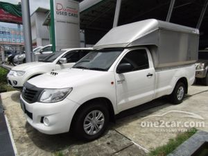 2013 Toyota Hilux Vigo 2.5 CHAMP SINGLE (ปี 11-15) J Pickup MT