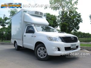 2015 Toyota Hilux Vigo 2.5 CHAMP SINGLE (ปี 11-15) J Pickup MT
