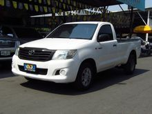 2012 Toyota Hilux Vigo CHAMP SINGLE (ปี 11-15) J 2.7 MT Pickup