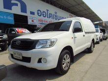 2013 Toyota Hilux Vigo CHAMP SINGLE (ปี 11-15) J 2.7 MT Pickup