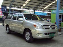 2008 Toyota Hilux Vigo DOUBLE CAB (ปี 04-08) J 2.5 MT Pickup