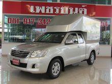 2012 Toyota Hilux Vigo CHAMP SMARTCAB (ปี 11-15) J 2.5 MT Pickup