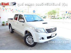 2014 Toyota Hilux Vigo 3.0 CHAMP DOUBLE CAB (ปี 11-15) G Pickup MT