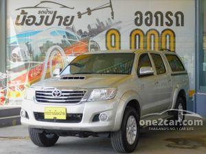 2014 Toyota Hilux Vigo 3.0 CHAMP DOUBLE CAB (ปี 11-15) Prerunner G Pickup AT