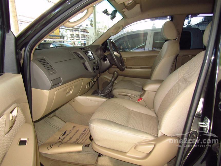 2008 Toyota Hilux Vigo Prerunner Pickup