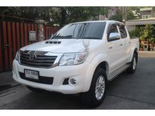 2014 Toyota Hilux Vigo CHAMP DOUBLE CAB (ปี 11-15) Prerunner 2.5 MT Pickup