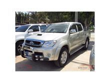 2010 Toyota Hilux Vigo DOUBLE CAB (ปี 08-11) Prerunner 2.5 MT Pickup