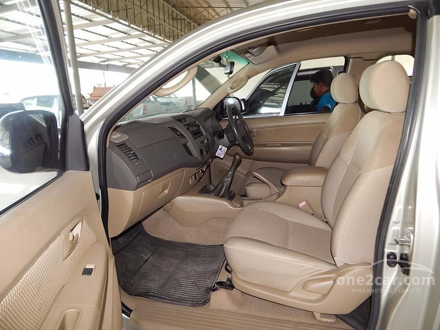 2009 Toyota Hilux Vigo Prerunner Pickup