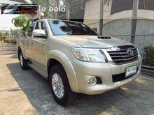 2012 Toyota Hilux Vigo CHAMP SMARTCAB (ปี 11-15) Prerunner 2.5 MT Pickup
