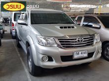 2012 Toyota Hilux Vigo CHAMP DOUBLE CAB (ปี 11-15) Prerunner 2.5 MT Pickup