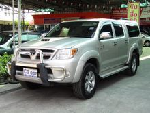 2006 Toyota Hilux Vigo DOUBLE CAB (ปี 04-08) Prerunner 3.0 MT Pickup