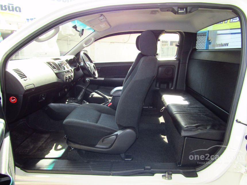 2014 Toyota Hilux Vigo Prerunner Pickup