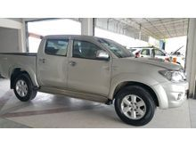 2009 Toyota Hilux Vigo DOUBLE CAB (ปี 08-11) Prerunner 3.0 MT Pickup