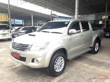 2012 Toyota Hilux Vigo CHAMP DOUBLE CAB (ปี 11-15) Prerunner 3.0 AT Pickup