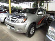 2007 Toyota Hilux Vigo EXTRACAB (ปี 04-08) Prerunner 3.0 MT Pickup