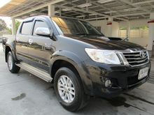 2013 Toyota Hilux Vigo CHAMP DOUBLE CAB (ปี 11-15) Prerunner 3.0 AT Pickup