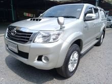 2013 Toyota Hilux Vigo CHAMP DOUBLE CAB (ปี 11-15) Prerunner 2.5 AT Pickup