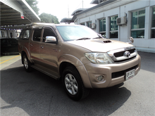 2010 Toyota Hilux Vigo DOUBLE CAB (ปี 08-11) Prerunner 2.5 MT Pickup