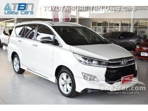 2018 Toyota Innova 2.8 (ปี 16-20) Crysta V Wagon