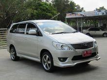 2013 Toyota Innova (ปี 11-15) E 2.0 MT Wagon