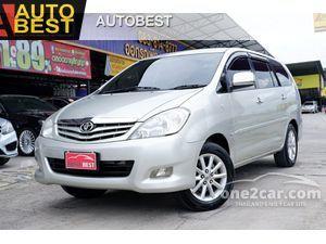2010 Toyota Innova 2.0 (ปี 04-11) G Wagon