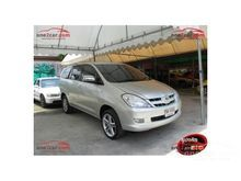 2008 Toyota Innova (ปี 04-11) G 2.0 AT Wagon