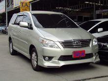 2012 Toyota Innova (ปี 11-15) G 2.0 AT Wagon