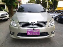 2014 Toyota Innova (ปี 11-15) G 2.0 AT Wagon