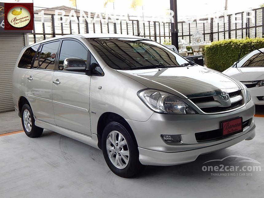 2008 Toyota Innova V Wagon