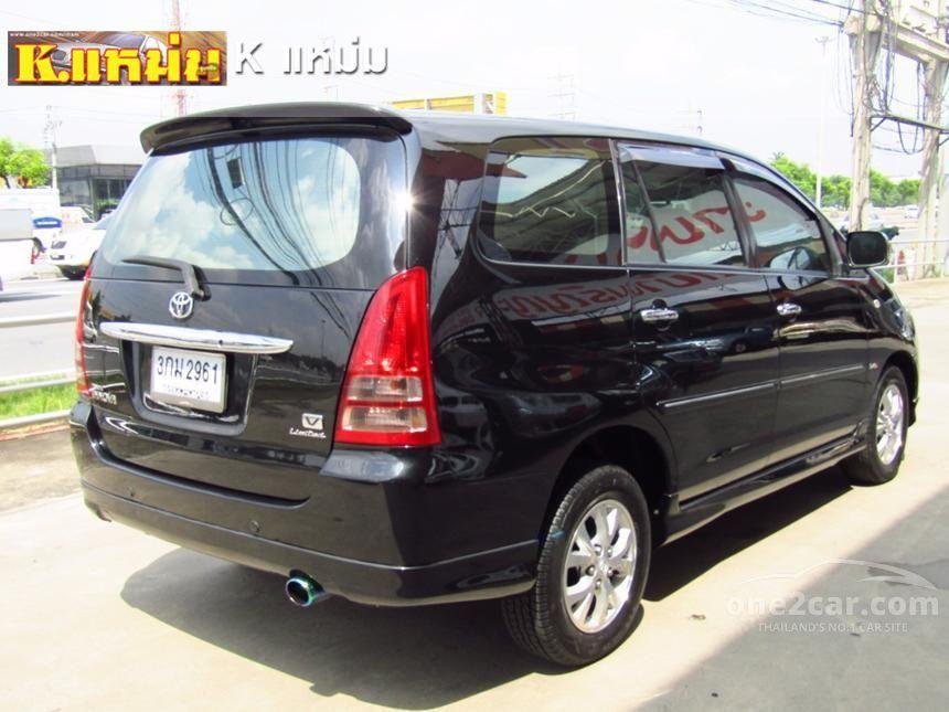 2006 Toyota Innova V Wagon