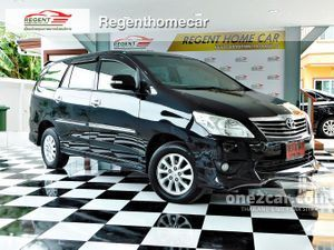 2013 Toyota Innova 2.0 (ปี 11-15) V Wagon AT