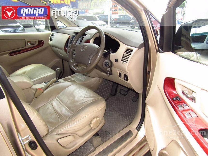 2007 Toyota Innova V Wagon
