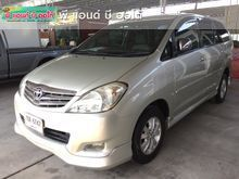 2010 Toyota Innova (ปี 04-11) V 2.0 AT Wagon