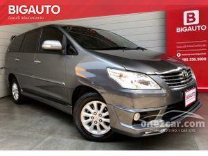 2016 Toyota Innova 2.0 (ปี 11-15) V Wagon AT