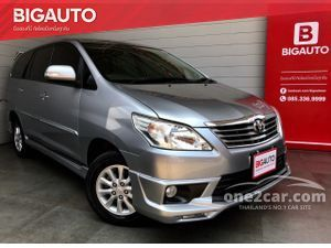 2014 Toyota Innova 2.0 (ปี 11-15) V Wagon AT
