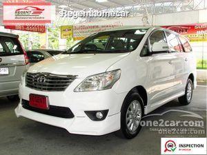 2012 Toyota Innova 2.0 (ปี 11-15) V Wagon AT