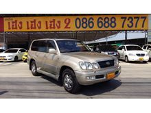 2003 Toyota Land Cruiser 100 Cygnus 4.7 AT Wagon
