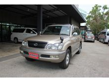 1999 Toyota Land Cruiser 100 Cygnus 4.7 AT Wagon