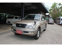 1999 Toyota Land Cruiser 100 Cygnus 4.7 AT Wagon